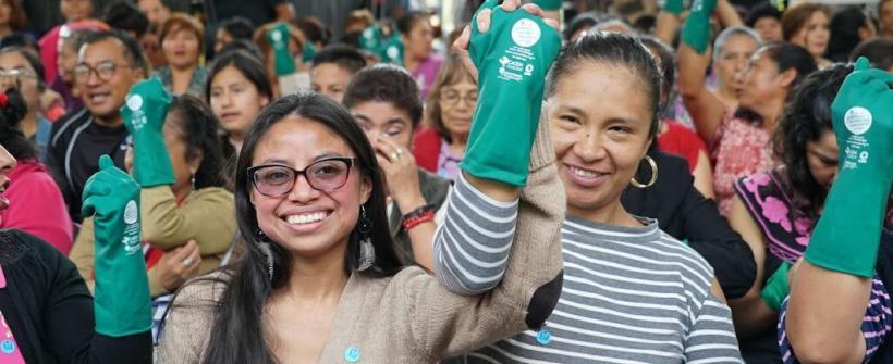 Cuida a quien te cuida | Campaña impulsada por Alfonso Cuarón