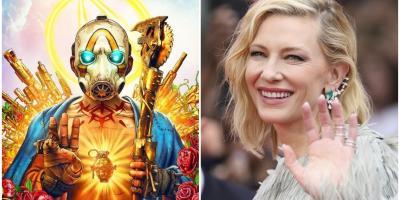 Confirmado: Cate Blanchett protagonizará adaptación de Borderlands