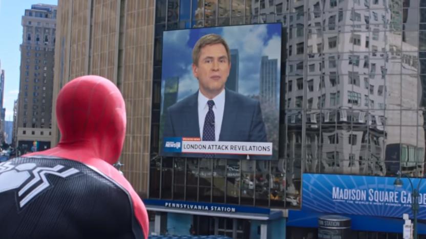 Spider-Man: Lejos de Casa - Escenas post-créditos