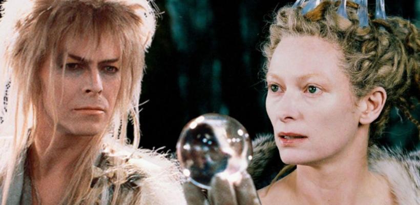 Laberinto 2: Fans exigen a Tilda Swinton como reemplazo de David Bowie en el papel del Rey Jareth