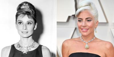 Lady Gaga admite que se robó el diamante de Tiffany que llevó a los Óscar