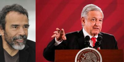 Damián Alcázar asegura que no se arrepiente de votar por AMLO y recibe fuertes críticas