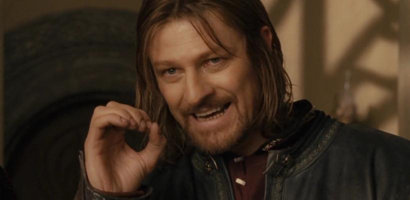 El Señor de los Anillos: se revela el origen secreto del meme de Boromir