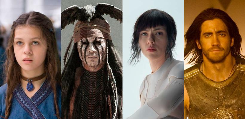Los peores ejemplos de whitewashing en el cine del siglo XXI