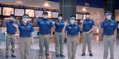 Cinépolis anuncia su reapertura con un nuevo video sobre el protocolo de seguridad