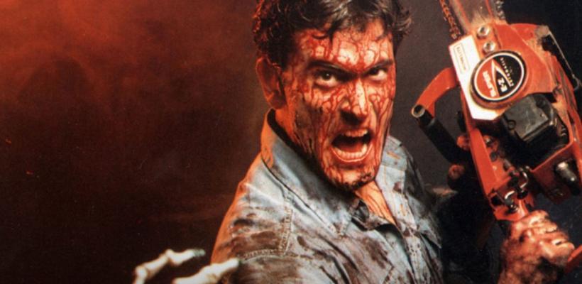 Bruce Campbell revela el título y director de la próxima película de Evil Dead