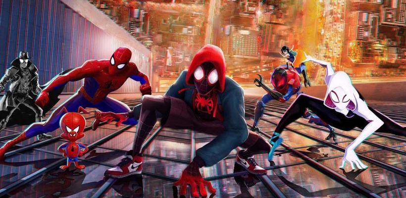 Animador de la secuela de Spider-Man: Un Nuevo Universo anuncia que la producción ya está en marcha