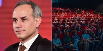 Aunque ya hay cines abiertos en México, López-Gatell advierte que deberían esperar