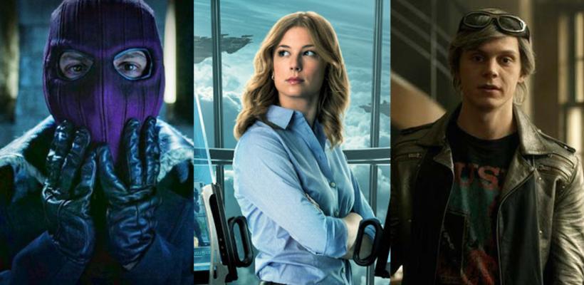 Personajes de Marvel que tendrán una segunda oportunidad en la Fase 4 del MCU y Disney Plus