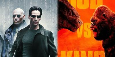 The Matrix 4 y Godzilla vs Kong retrasan sus estrenos
