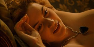 Titanic: se revela el nombre del artista que dibujó a Rose