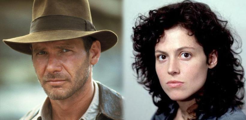 Indiana Jones y Ellen Ripley vencen a Marvel y DC, son votados como los mejores héroes del cine