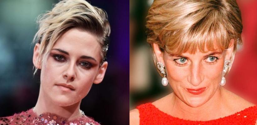 Kristen Stewart será Lady Di en la nueva película de Pablo Larraín