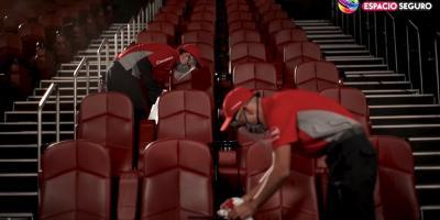 Cinemex reabre sus puertas en varios estados
