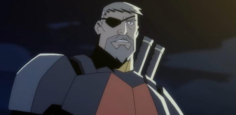 Deathstroke presenta tráiler de su primera película animada