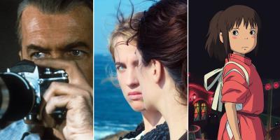 Críticos eligen las 50 mejores películas de todos los tiempos