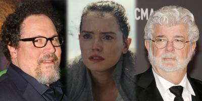 Star Wars: Productor revela que Jon Favreau y George Lucas odian The Last Jedi