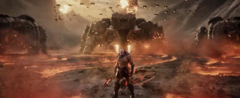 Snyder Cut de Liga de la Justicia | Teaser tráiler revela a Darkseid