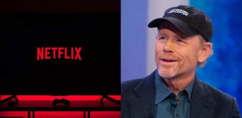 Netflix y Ron Howard anuncian convocatoria para producir guiones de principiantes