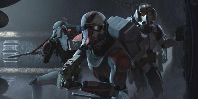 Lucasfilm estaría desarrollando un spin-off de Star Wars: The Clone Wars