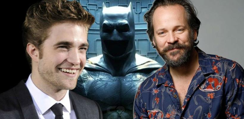 The Batman: Peter Sarsgaard asegura que Robert Pattinson se ve increíble en la película