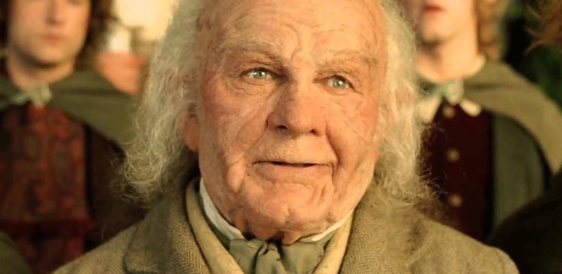 La emotiva despedida de Peter Jackson a Ian Holm te hará valorar más su actuación en El Hobbit