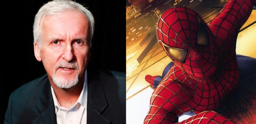 Guionista de El Hombre Araña revela el gran cambio que James Cameron hizo a la película