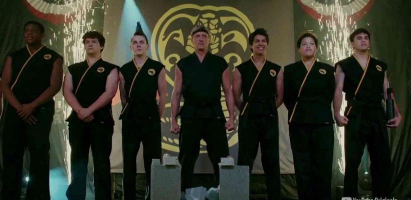 Cobra Kai: tercera temporada será producida por Netflix