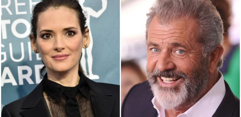 Winona Ryder revela terrible insulto antisemita que le hizo Mel Gibson