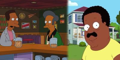 Actores blancos de Los Simpson y Padre de Familia ya no interpretarán personajes de color
