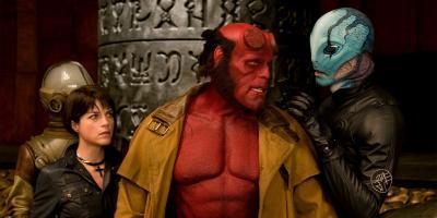 Ron Perlman no ha perdido la esperanza de hacer Hellboy 3 con Guillermo del Toro