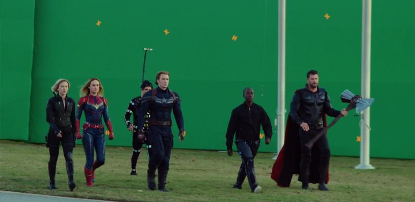 Directores de Avengers: Endgame justifican el exceso de CGI en la película