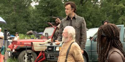 The Walking Dead: Actor esperaba una reacción violenta después de asesinar a uno de los favoritos del show