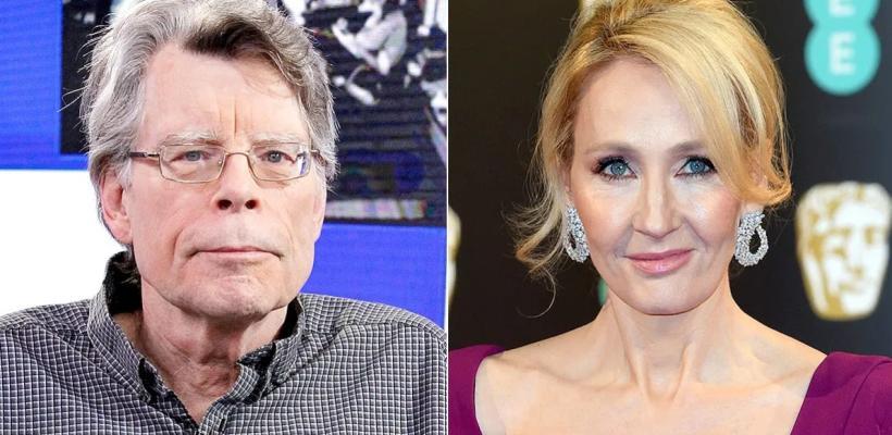 Stephen King declara su apoyo a J.K. Rowling tras acusaciones de transfobia