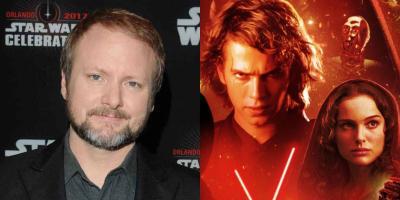 Rian Johnson elogia las precuelas de Star Wars