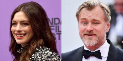 Anne Hathaway declara que Christopher Nolan no permite sillas en el set de rodaje