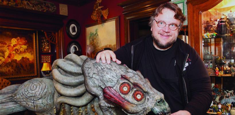 Guillermo del Toro no ha perdido la esperanza de hacer En las Montañas de la Locura