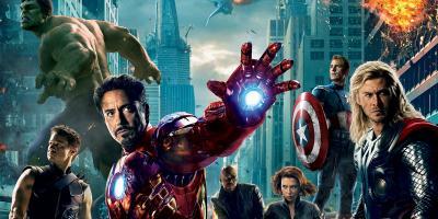 Los Vengadores tiene el mejor elenco de la historia del cine según encuesta
