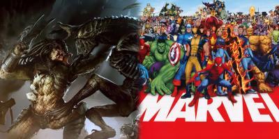 Las franquicias de Alien y Depredador son compradas por Marvel