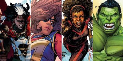 Superhéroes diversos de Marvel que deberían llegar al cine