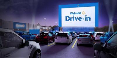 Walmart tendrá autocinemas en algunas sucursales