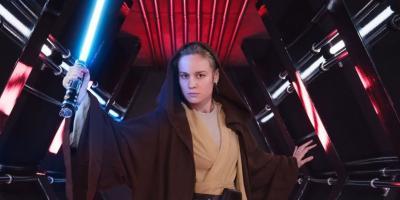 Brie Larson confirma que audicionó para las películas de Star Wars