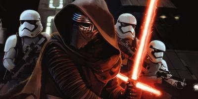 Escritor de Star Wars revela que la producción del episodio VII fue un desastre