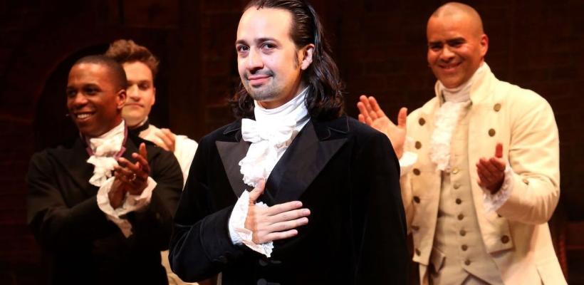 Estrella de Hamilton llama a no molestarse con Disney Plus por censurar el musical