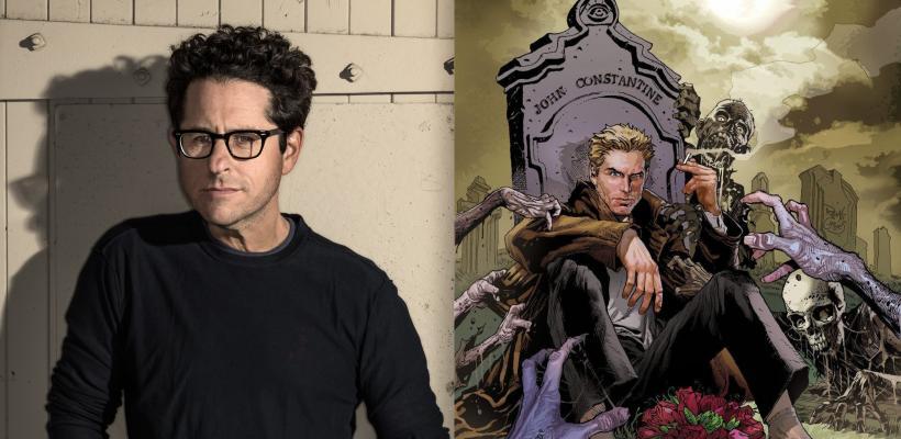 Warner Bros. y J.J. Abrams producirán nueva película de Constantine con el tono de Justice League Dark