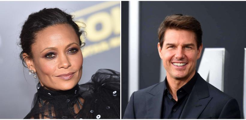 Thandie Newton dice que Tom Cruise la aterrorizó en Misión Imposible 2