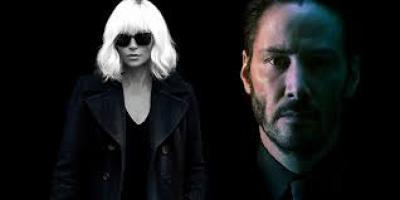 Charlize Theron quiere un crossover entre John Wick y Atomic Blonde