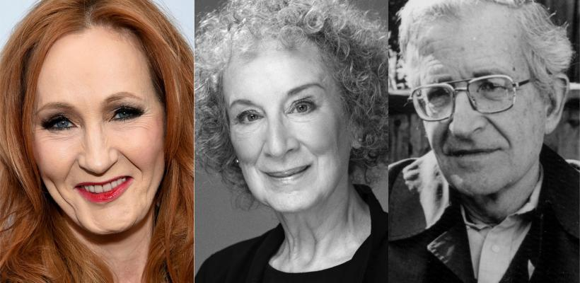 J.K. Rowling, Margaret Atwood y otras 150 figuras públicas firman carta condenando la 'cultura de la cancelación'