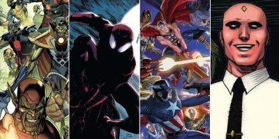 10 cómics de Marvel que queremos ver adaptados al cine