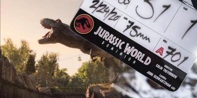 Jurassic World: Dominion: Reportan casos de COVID-19 en los primeros días de rodaje